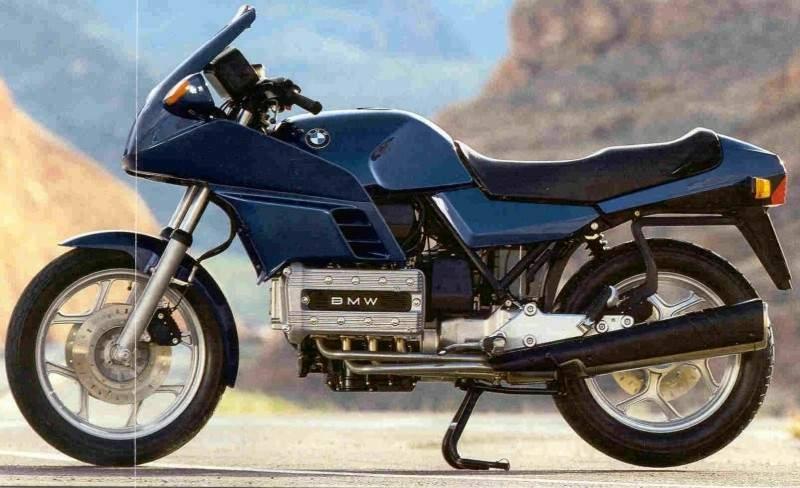 BMW K100RS 83