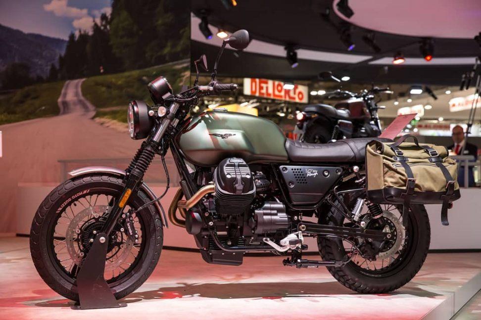 offrire sconti rapporto qualità-prezzo prese di fabbrica V7III LIMITED, MILANO & ROUGH - Moto Riders